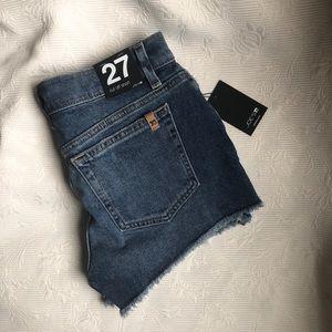 NWT✨Joes Jeans Cutoff Jean Short